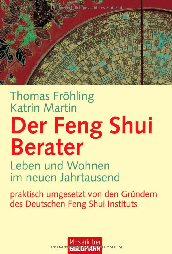 Der Feng Shui Berater Cover