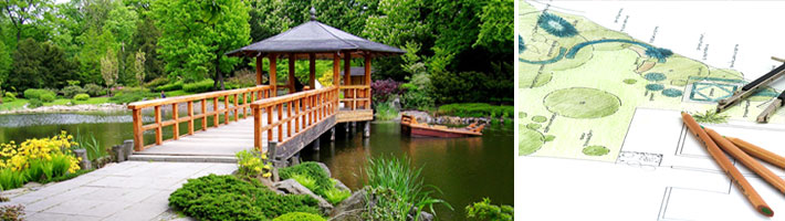 Feng Shui Landschafts Und Gartengestaltung Ga 11 2017 Dfsi