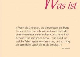 Feng Shui heute Buch S. 12