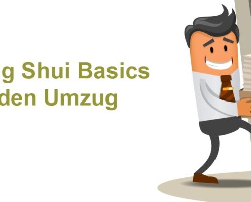 feng shui basics umzug
