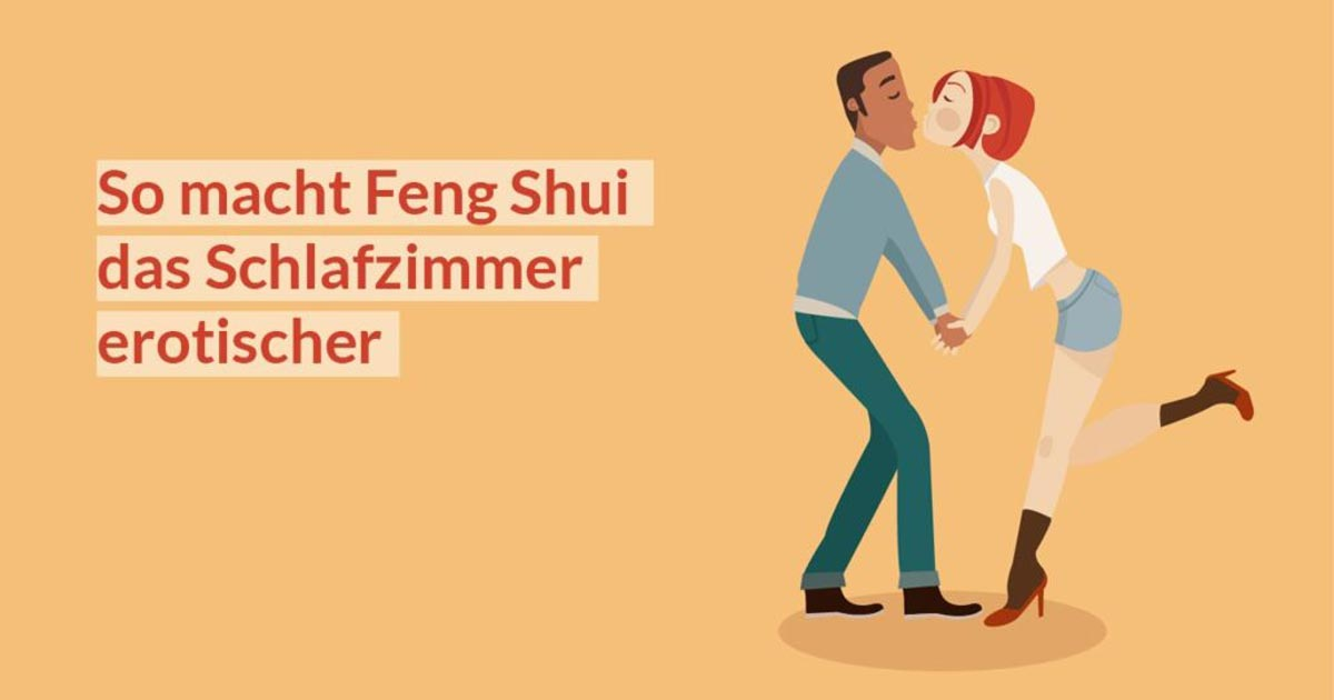 So macht Feng Shui das Schlafzimmer erotischer | DFSI